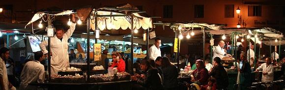 Quand visiter Marrakech