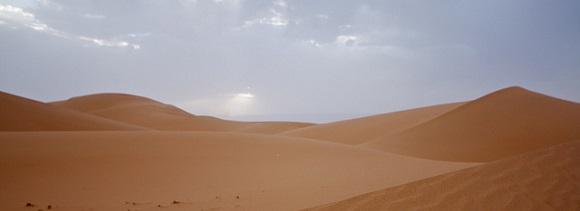 Quand visiter le désert