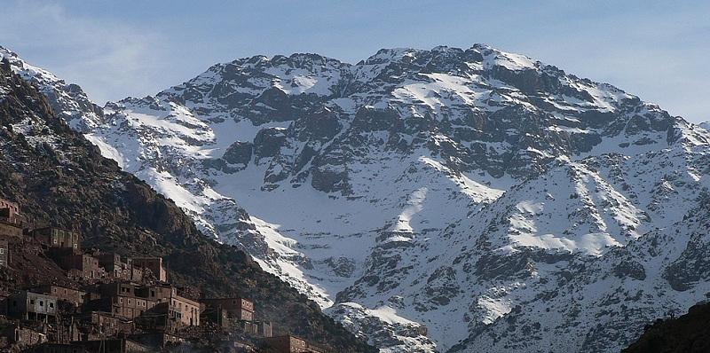 Mont Toubkal